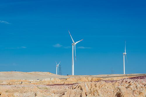 风力发电桩施工1