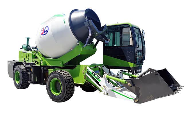 混凝土搅拌车雨刮功能与使用方法!
